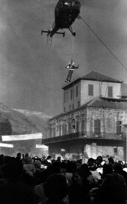 Christmas 1979 Zahle
