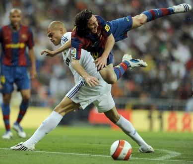 El Classico - Barcelona VS Real Madrid - Top 10 Fantastic Moment messi