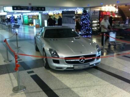Win an SLS AMG at Beirut airport | Blog Baladi