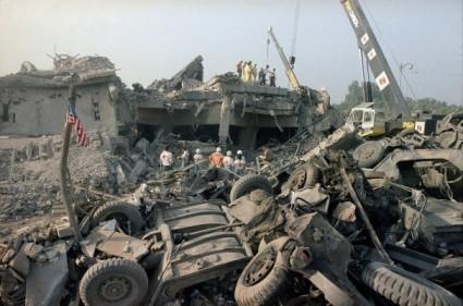Mideast Lebanon Marine Bombing Photo Essay.JPEG-0719f