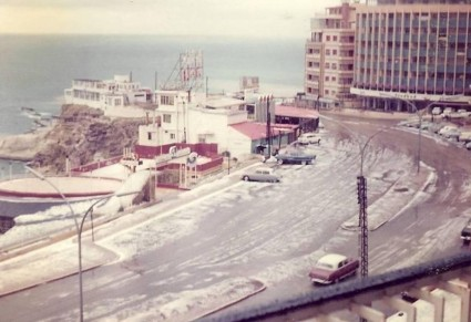 Snow in Beirut 3