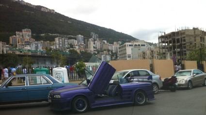Lamborghini Doors On A Bmw Blog Baladi