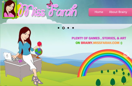 Miss Farah has taken online education in Lebanon one step further, ...