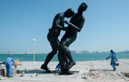 qatar-soccer-head-butt-statute