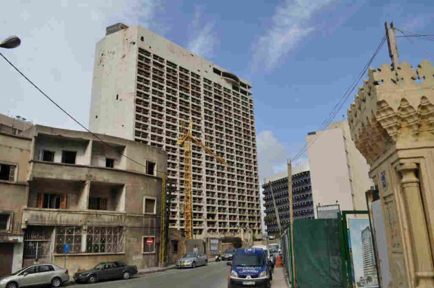 No Buyers For Beirut's Iconic Holiday Inn?