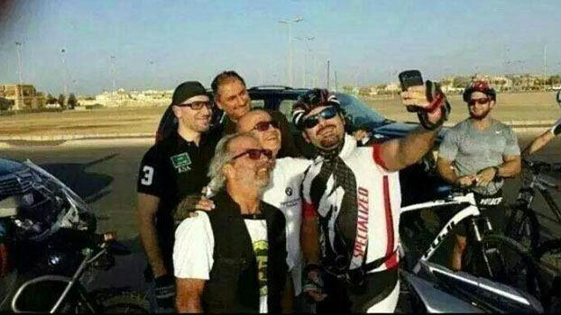 selfie_hariri