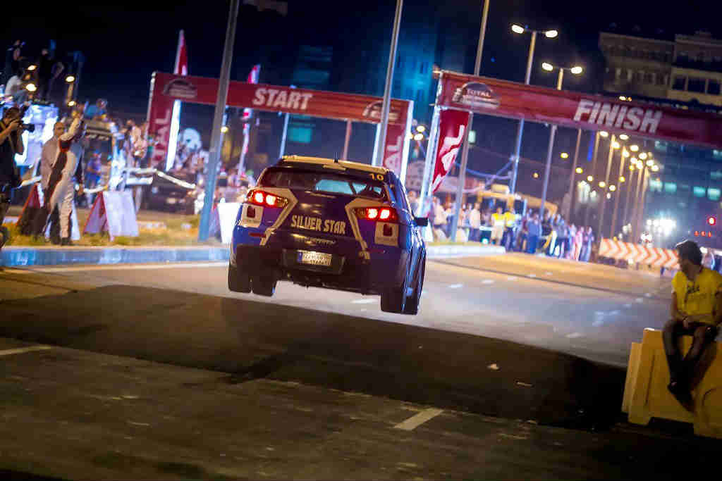 Rally-of-Lebanon-2013-Super-Special-Stage1