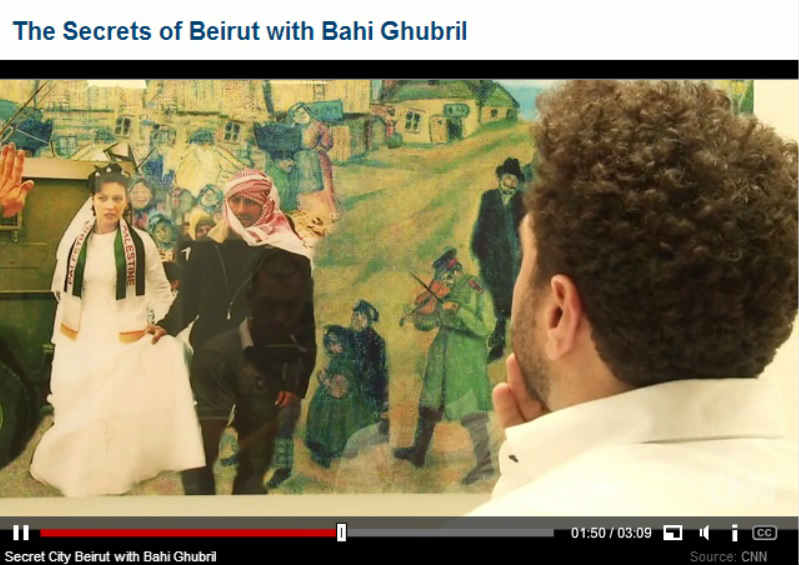 Secrets of Beirut