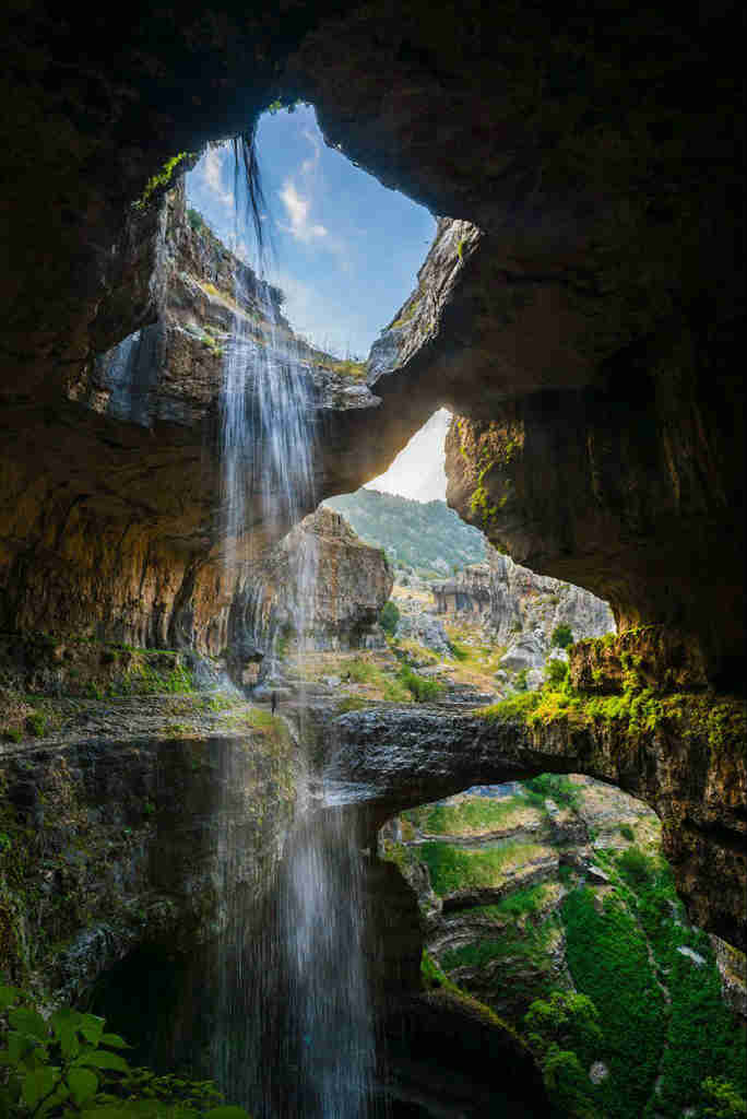 three-bridges-cave-baatara-gorge-waterfall-lebanon-3