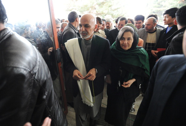 Afghanistan Votes in National Elections