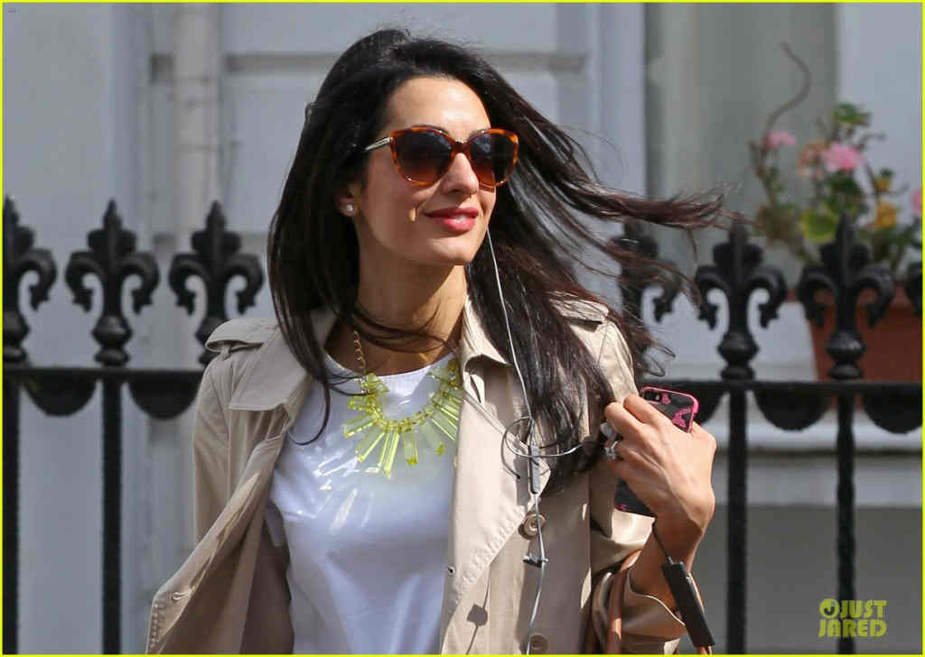 amal alameddine clooney is london s most powerful woman