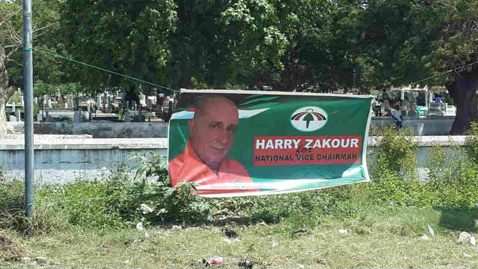 harry zakkour