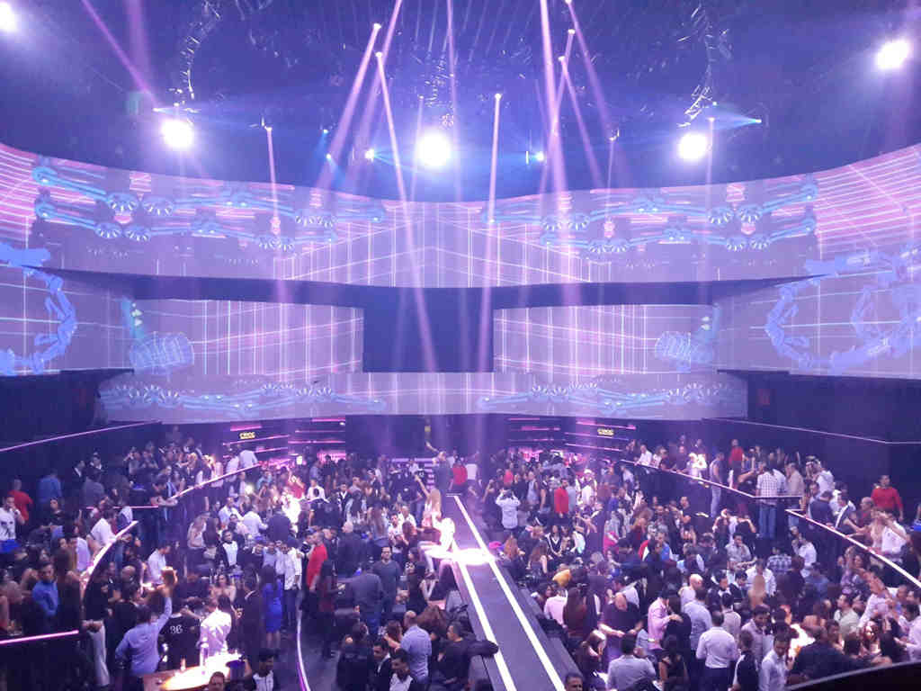 inside o1ne beirut by skybar lebanon�s hottest nightlife