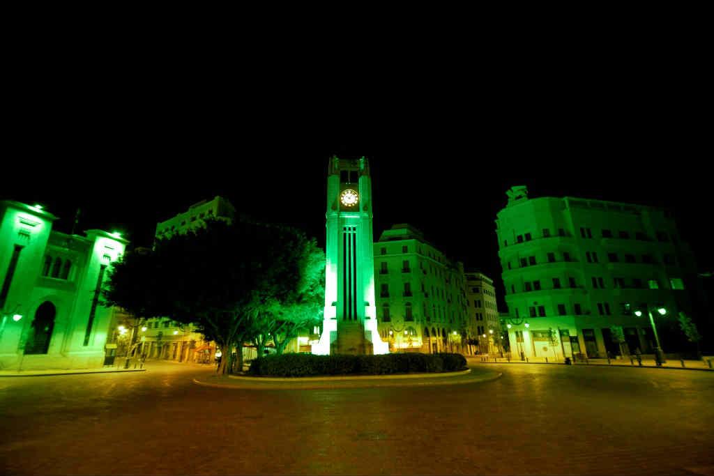 Nejmeh Square greening 2015 (1)