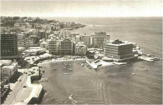 Under construction 1961 phoenicia