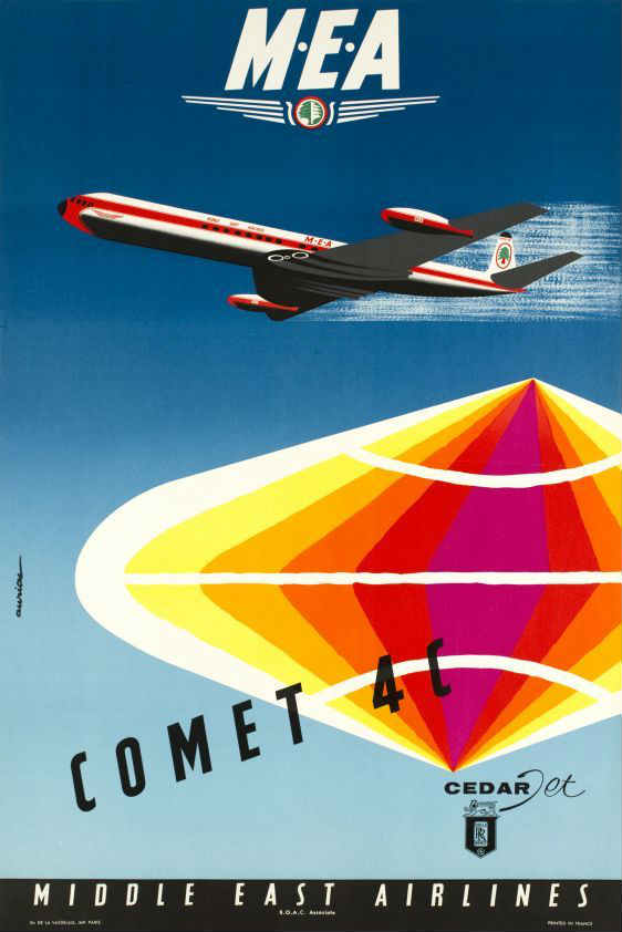 Mea comet 4c