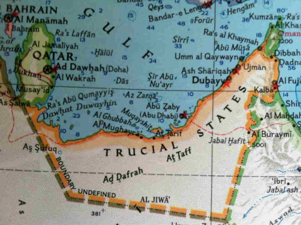 trucial-states