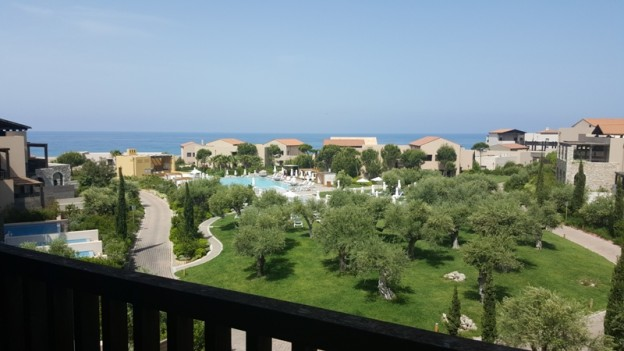The Westin Resort Costa Navarino: Where I'd Want To Wake Up On A Friday!