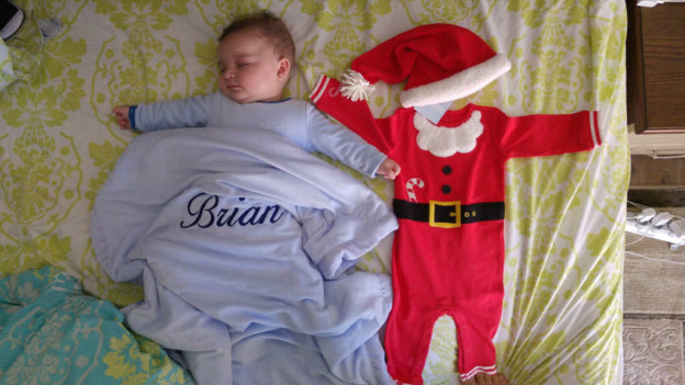 #BlogWaladi: Five Things I'm Getting Baby Brian For His First Christmas