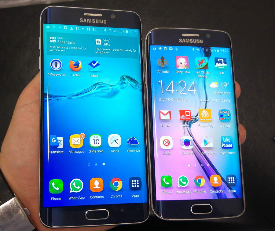 is the samsung galaxy s6 edge plus worth the upgrade. Black Bedroom Furniture Sets. Home Design Ideas