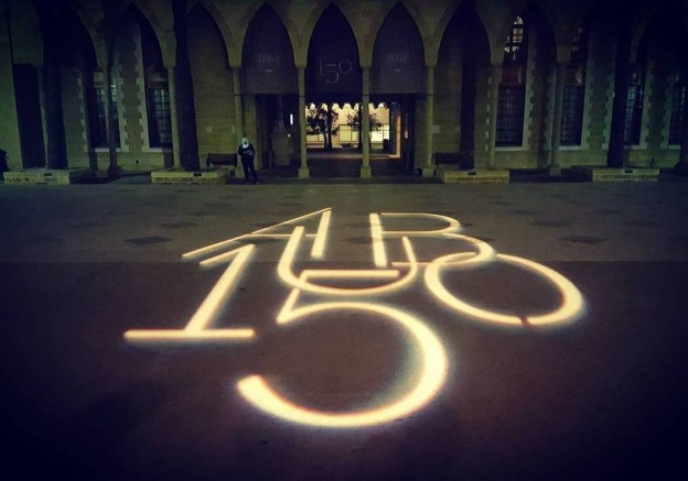 18 Old & Recent Pictures to Celebrate AUB's 150th Anniversary!
