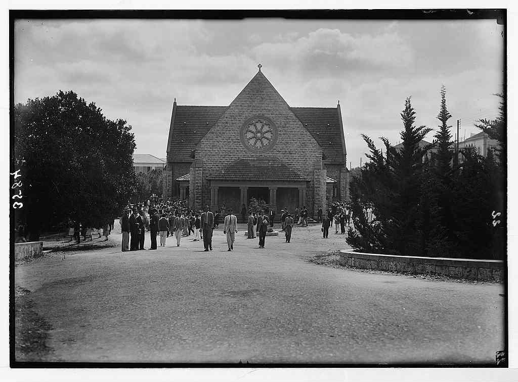 AUB Assembly 1920