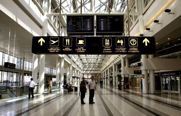 Lebanese airport