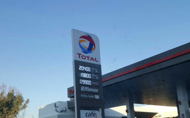 Around 50% of Gas Stations in #Lebanon Don't Have a License