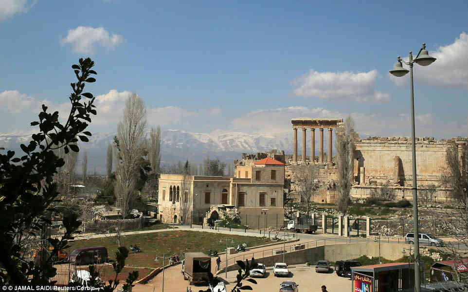 viewfrom the palmyra