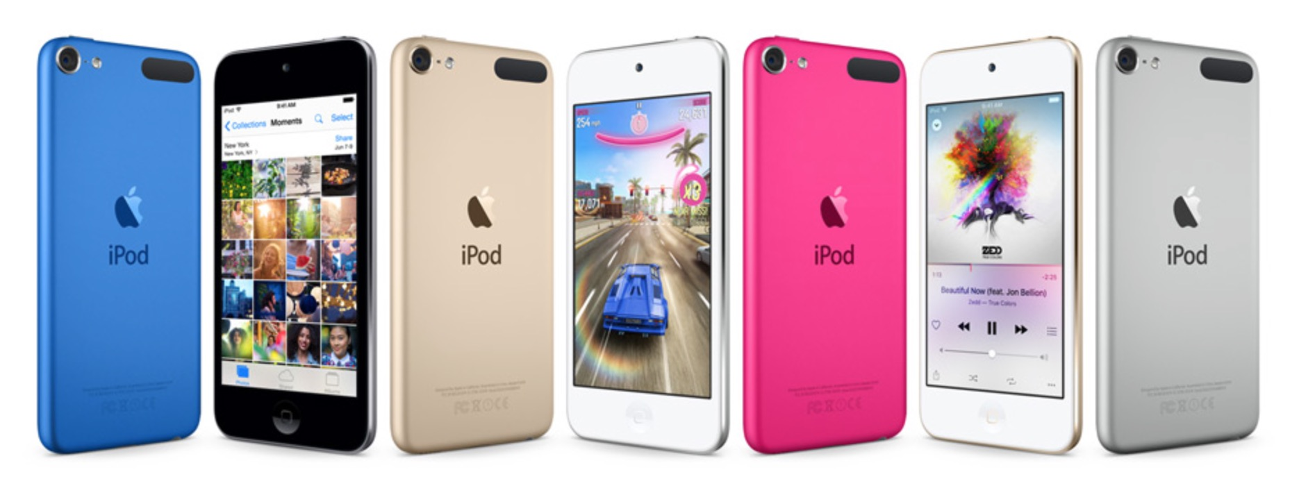 iPod Touch - 6th Generation