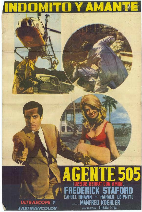 agent 505