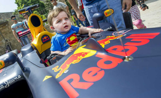 #BlogWaladi: Baby Brian's First F1 Experience