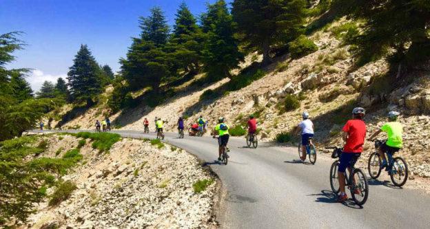 Biking Trails & Locations in #Lebanon