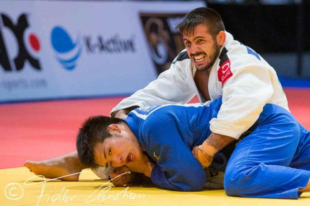 Judo Champion Nacif Elias Loses to Avoid Confronting Israeli Athlete at #JudoParis2019