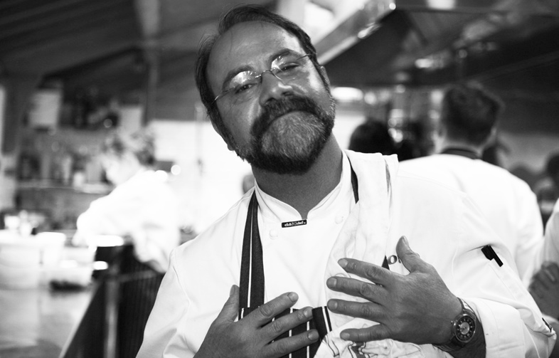 Chef Greg Maalouf -