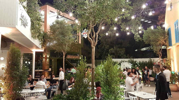 The Gardens Naccache: The Hottest New Venue in Town