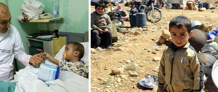 A Lebanese Heart Surgeon Treats Refugees For Free Once Per Week
