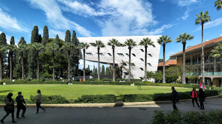 Issam Fares Institute (AUB) Wins 2016 Aga Khan Award for Architecture