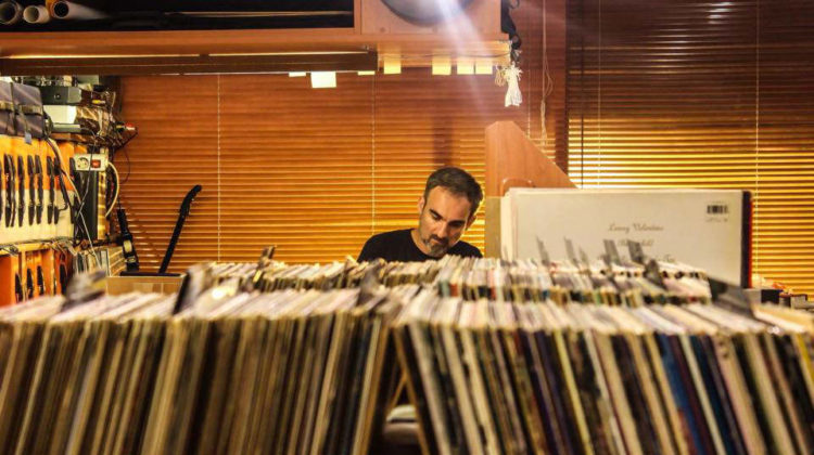 Chico Records [Beirut] Among The World's Best Record Shops
