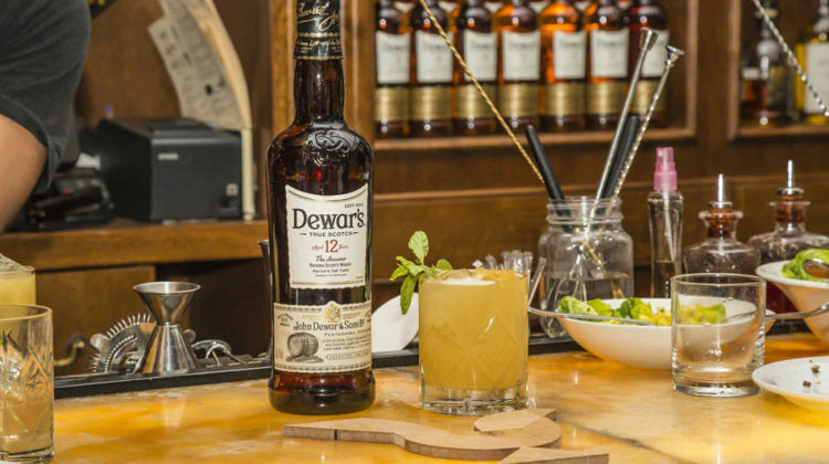 Dewar's Kickass #ScotchEggClub & #LiveTrue Campaign
