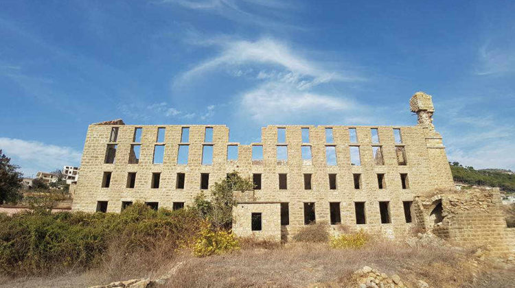 Abandoned Silk Mill – Kfarmatta