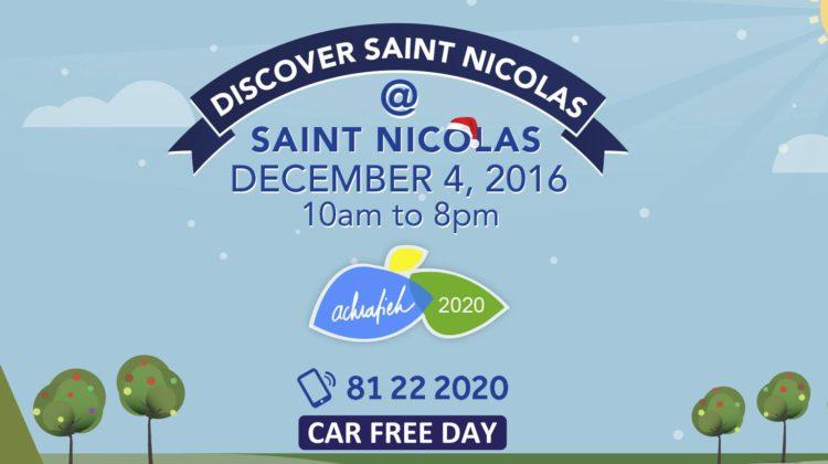 #Achrafieh2020: Discover Saint Nicolas Street