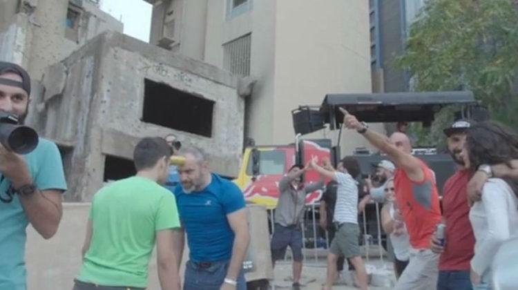 #MannequinChallenge Hits Beirut