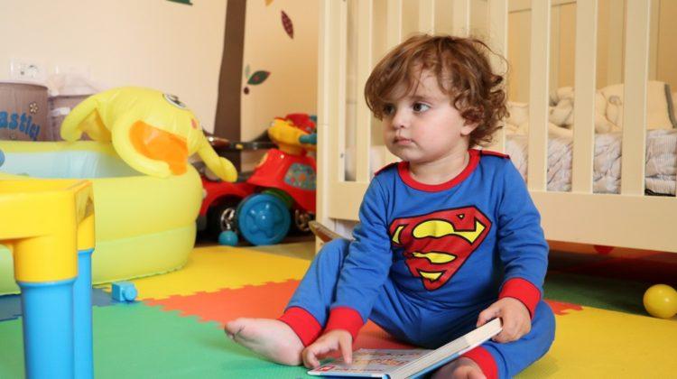 #BlogWaladi: Baby Brian's #SaintBerbara Costumes