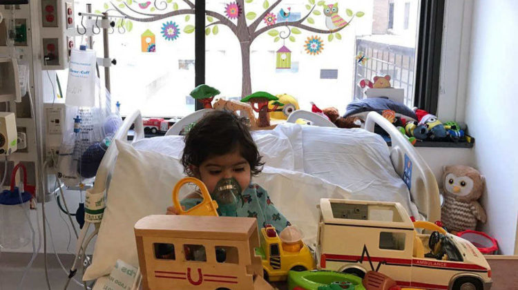 #HopeForJose: Two-Year old Jose is Planned to Undergo Surgery Soon