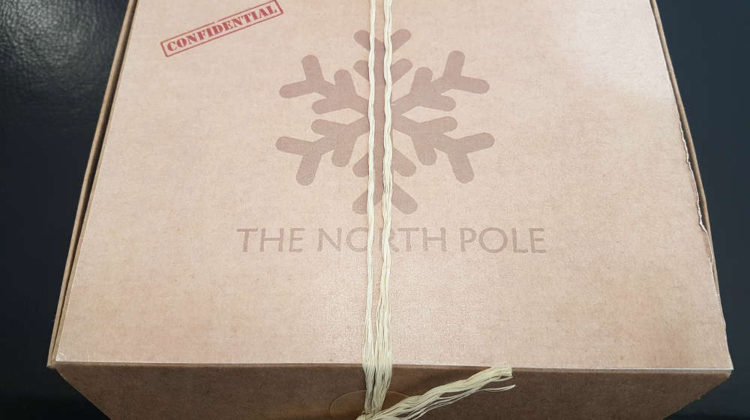 I Just Received The Best Gift Ever From The North Pole