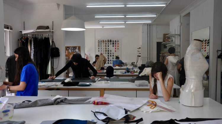 Creative Space Beirut: Beirut's First Free Fashion School is Breaking Barriers & Offering Quality Education