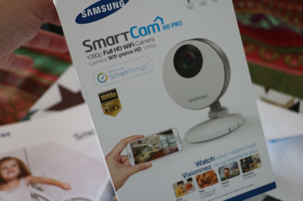 Samsung SmartCam HD Pro: Fair Price, Simple Setup