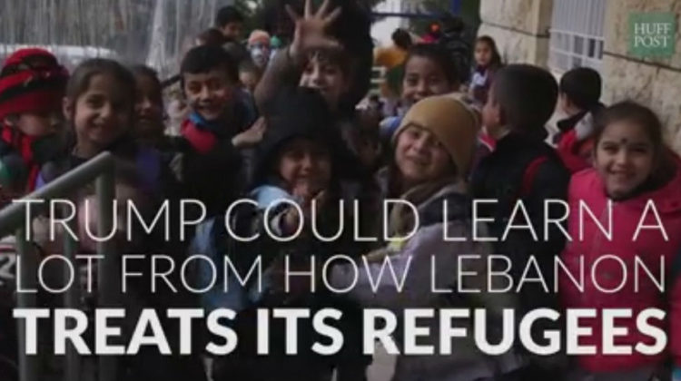How Lebanon Managed The Syrian Refugee Crisis is Nothing to Be Proud Of