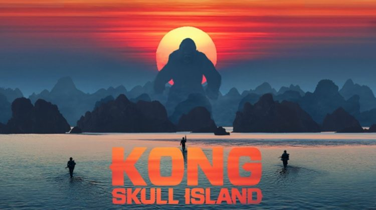 Movie Review: Kong Skull Island [2017]